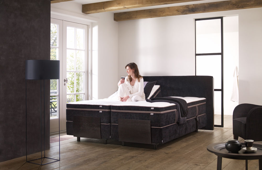 luxusbetten boxspringbetten ideen top. Black Bedroom Furniture Sets. Home Design Ideas