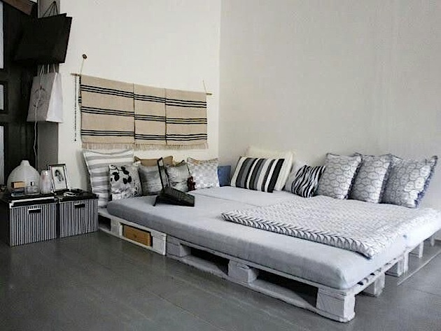 m bel paletten m bel aus europaletten ideen top. Black Bedroom Furniture Sets. Home Design Ideas