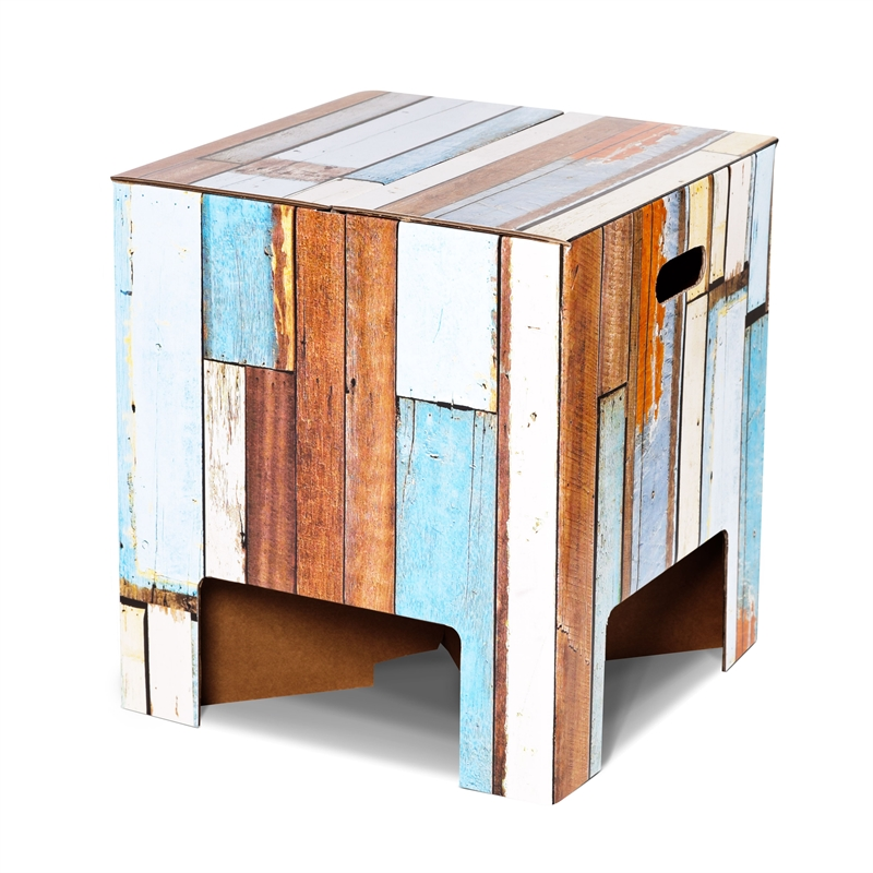 hocker Pappe-Design Hocker