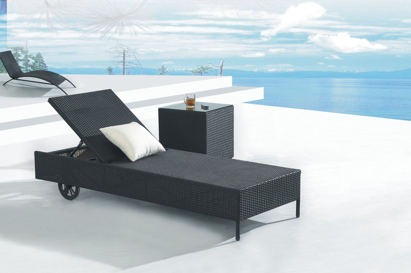 lounge m bel outdoor ideen ideen top. Black Bedroom Furniture Sets. Home Design Ideas