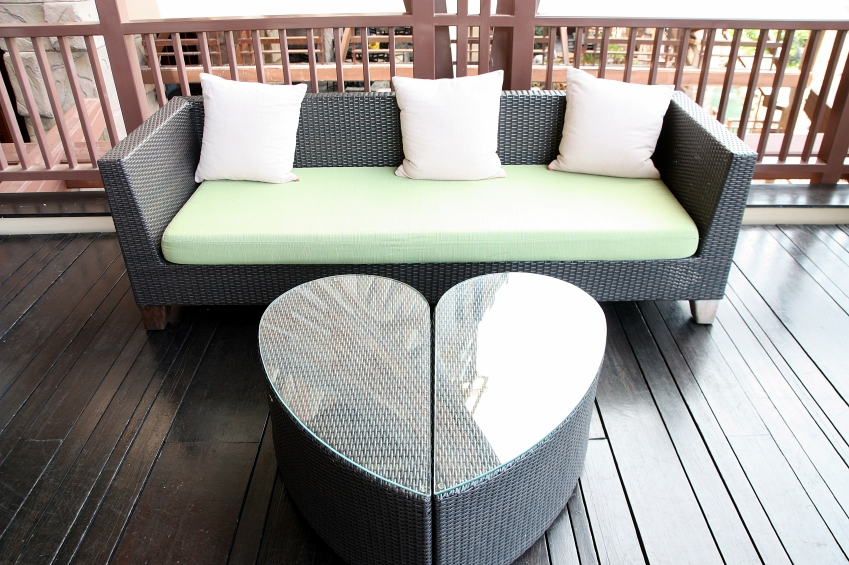 gartenm bel balkonm bel terrassenm bel aus rattan ideen top. Black Bedroom Furniture Sets. Home Design Ideas