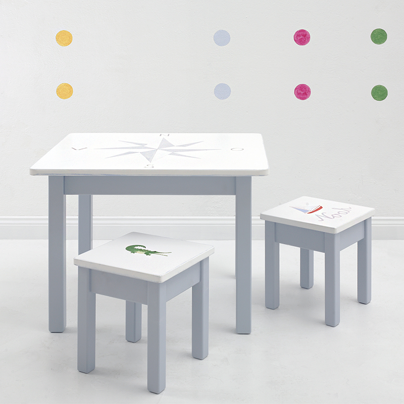 Kindertisch und kinderst hle m bel design ideen ideen top for Tisch eins design studio