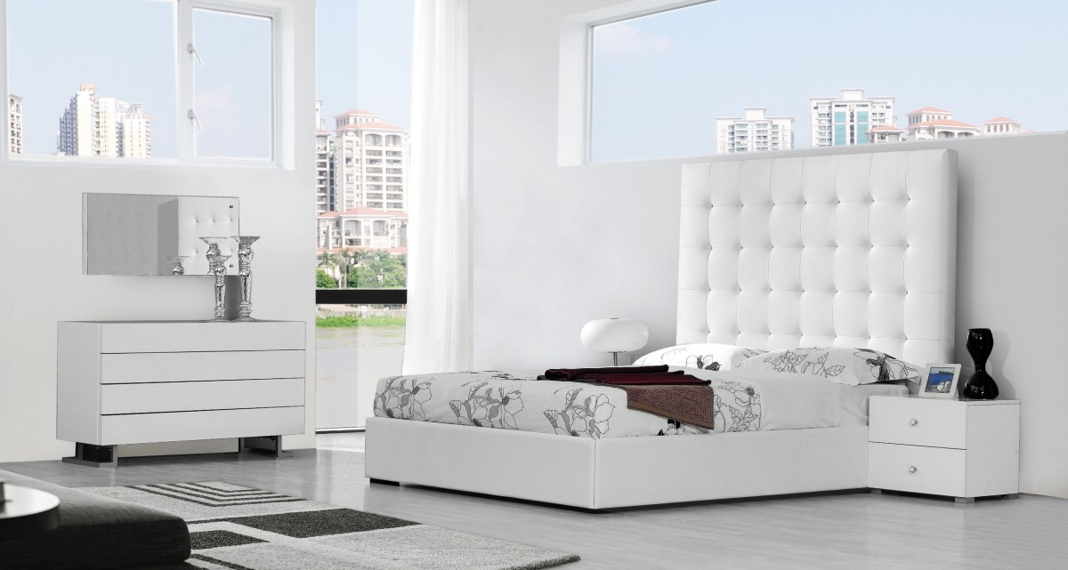 modern white furniture bedroom schlafzimmer bettkopfteile coole ideen ideen top 16460
