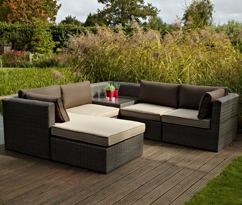 moderne ideen f r ihre outdoor rattanm bel ideen top. Black Bedroom Furniture Sets. Home Design Ideas