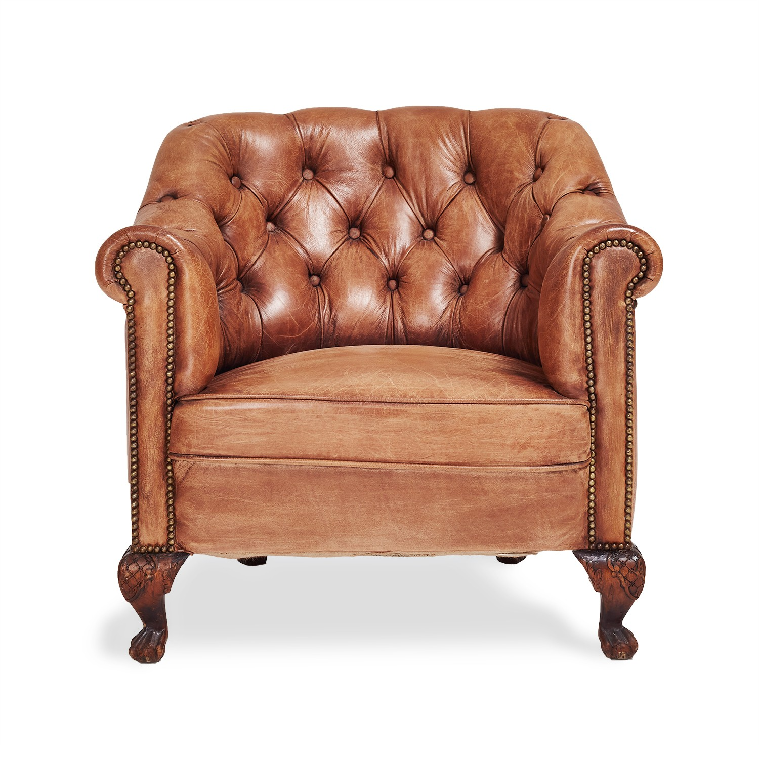 Chesterfield Sessel-chefsessel