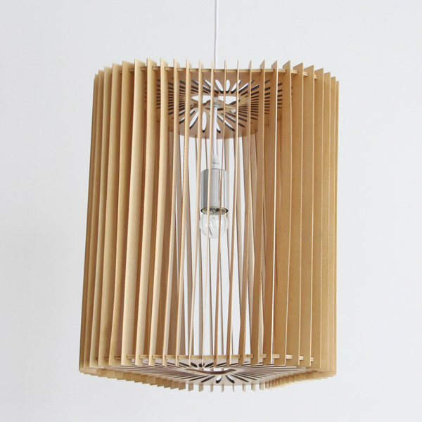 Lampe aus Holz-lampe holz