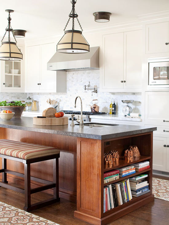 Kitchen Islands On Wheels For Small Kitchens
