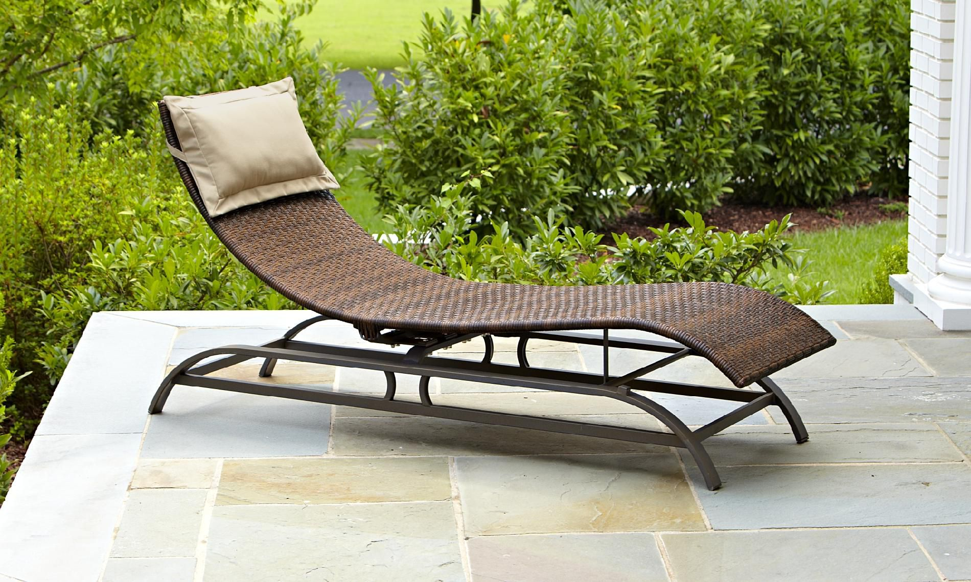 Polyrattan Outdoor-Loungemöbel
