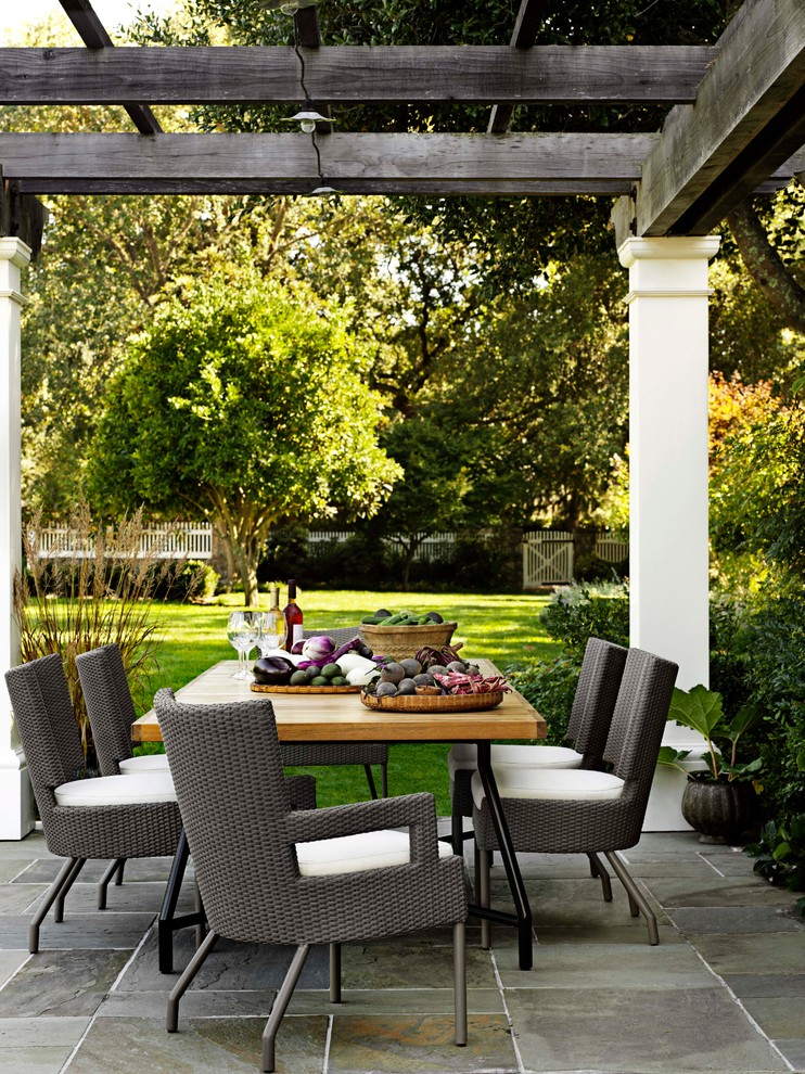 Outdoor Rattan Dining Furniture