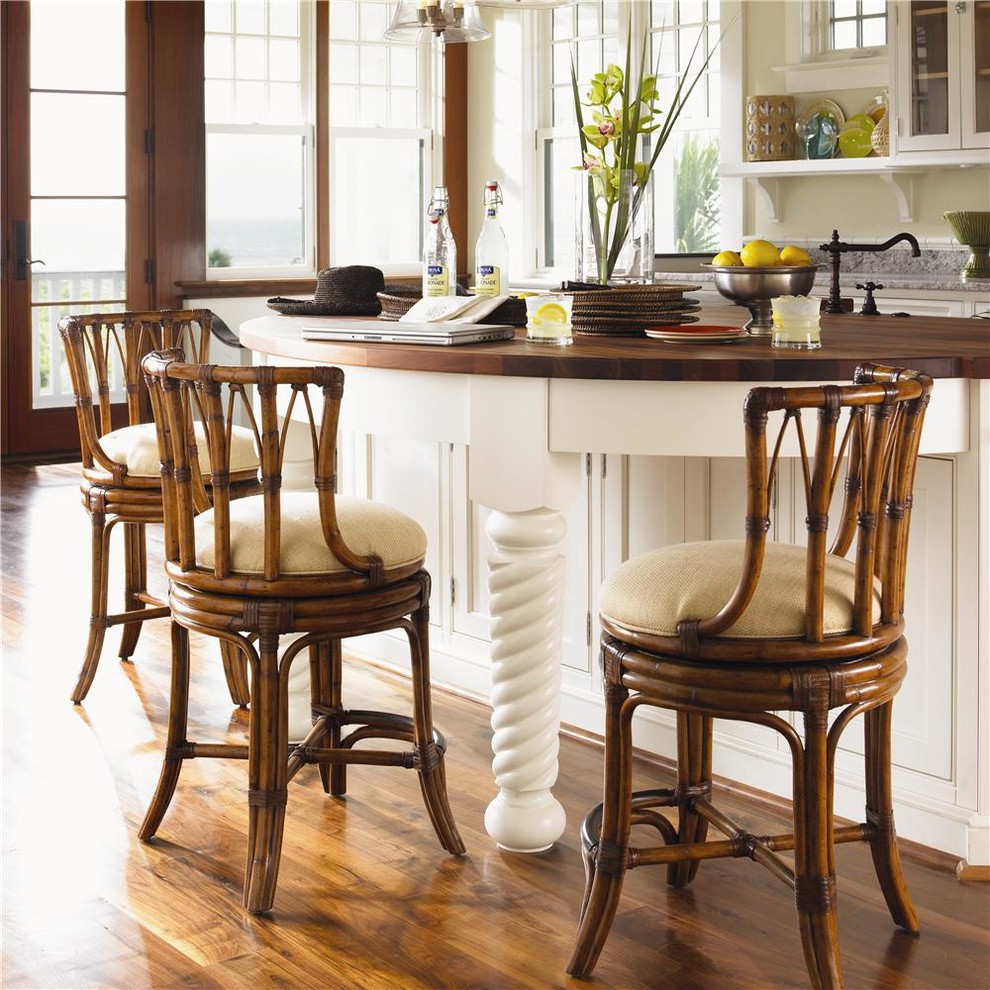 Barn Kitchen Table With Storage