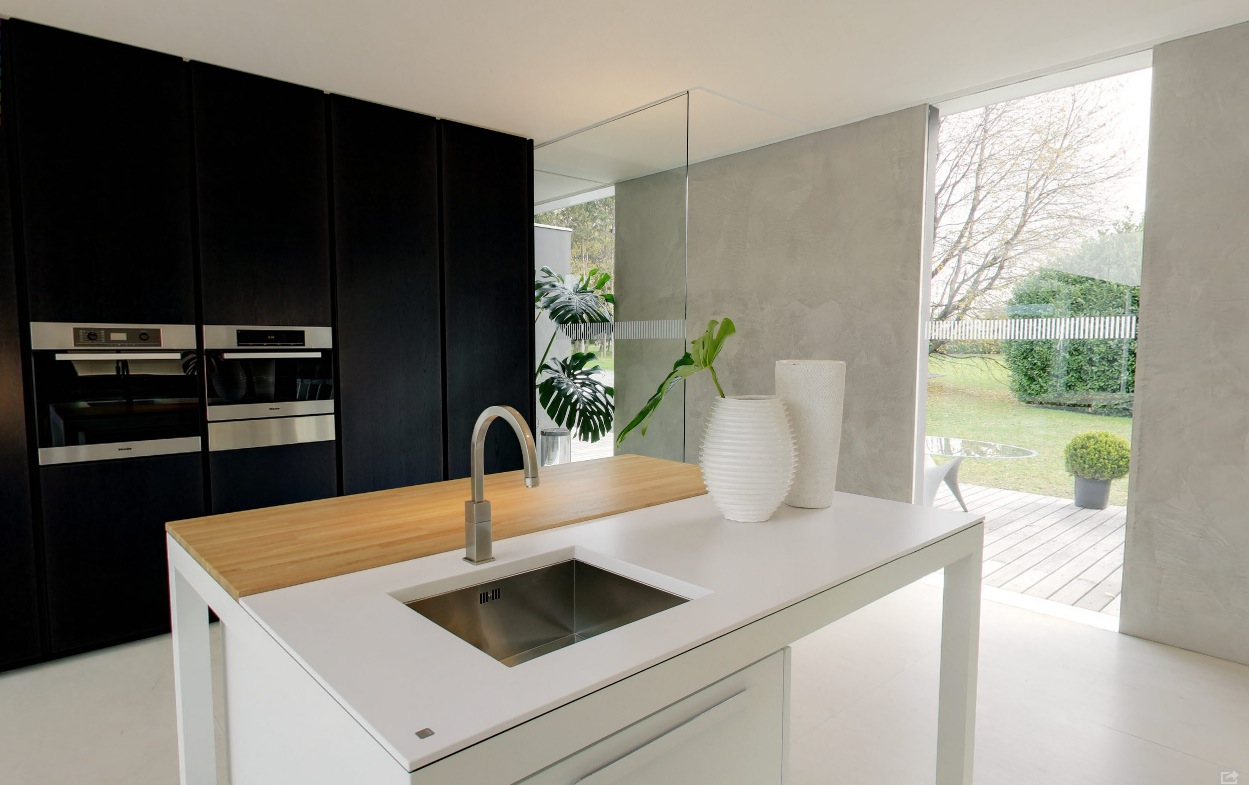 Modern Kitchen Design Pictures For A Galley Kitchen
