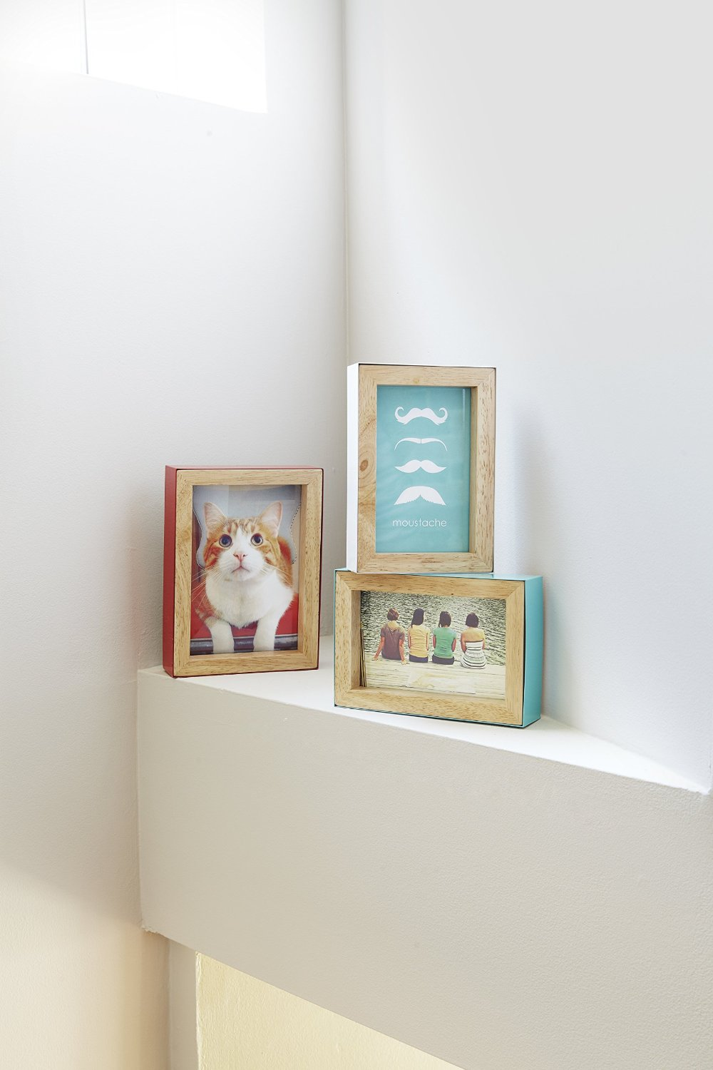 Fotoblock Photo Display-Wohnaccessoires