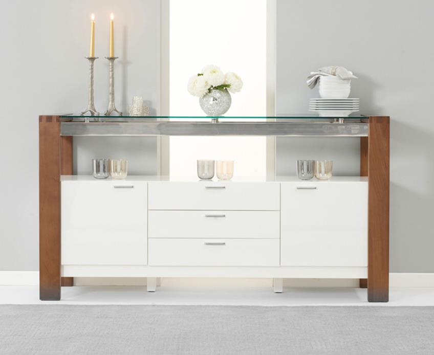 Kommode Weiss-Sideboard exklusive Design