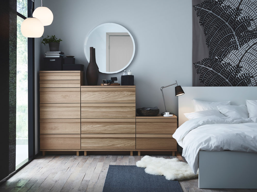 vielf ltige ideen f r schlafzimmer aus ikea ideen top. Black Bedroom Furniture Sets. Home Design Ideas