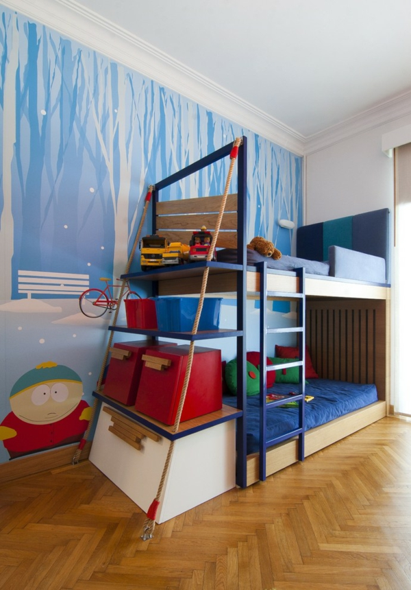 kinderzimmer f r jungen ideen top. Black Bedroom Furniture Sets. Home Design Ideas